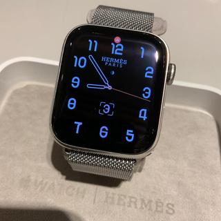 エルメス(Hermes)の(正規品) Apple Watch エルメス series4 & エルメスバンド(腕時計(デジタル))