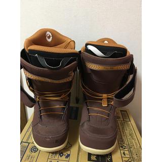 ディーラックス(DEELUXE)の【値下げ】スノーボードブーツDEELUXE ID6.2(ブーツ)