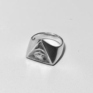 クロムハーツ(Chrome Hearts)のFIXER フィクサー 干場 ダブルエイチ ピンキー リング クロムハーツ(リング(指輪))