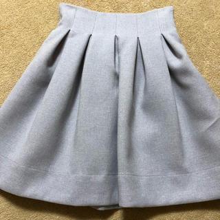ティティアンドコー(titty&co)のTitiy&co スカート ボンディングスカート タックスカート(ミニスカート)