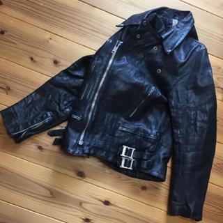 ルイスレザー(Lewis Leathers)のbobo leathers 70sOLDライダース 高円寺サファリ Safari(レザージャケット)