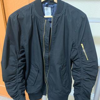 エイチアンドエム(H&M)のH&M MA-1ジャケット(ブルゾン)