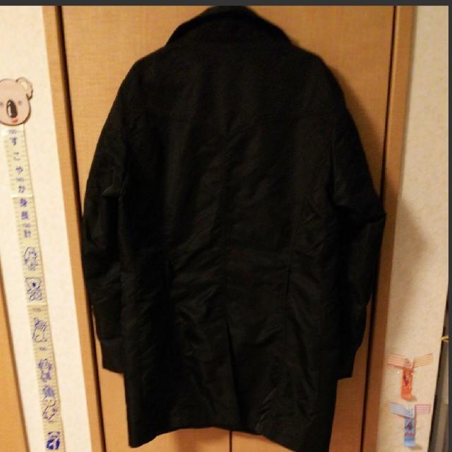 AOKI(アオキ)の期間限定価格!!ビジネス コート 黒 メンズのジャケット/アウター(ステンカラーコート)の商品写真