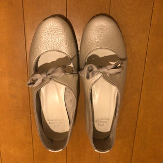 ramble dance フラットシューズ(ローファー/革靴)
