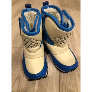 ニシマツヤ(西松屋)のスノーブーツ 14cm(ブーツ)