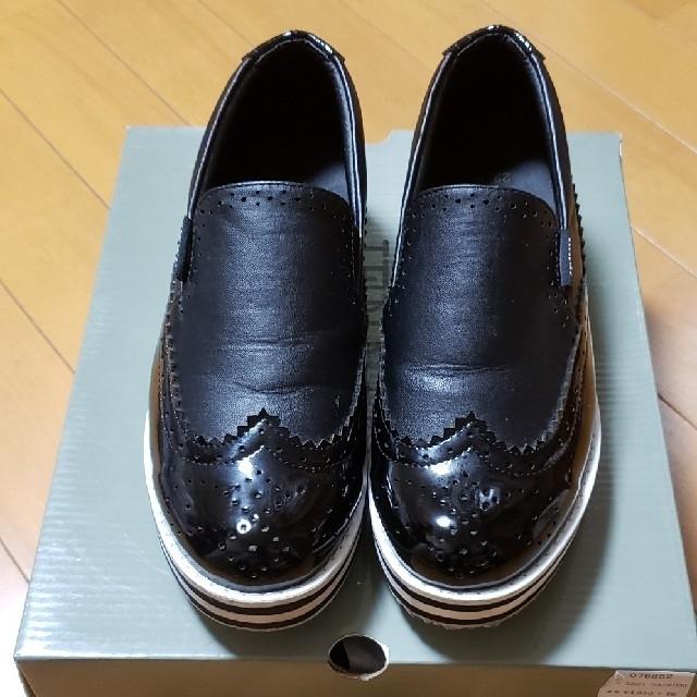 JENNI(ジェニィ)のJENNI Love ローファー キッズ/ベビー/マタニティのキッズ靴/シューズ(15cm~)(スリッポン)の商品写真