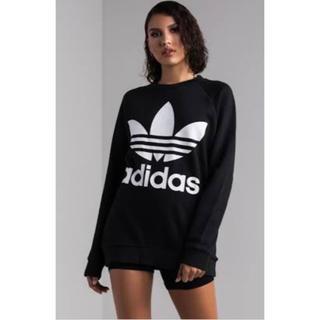 アディダス(adidas)のAdidas アディダス オリジナルス レディース スウェットシャツ (Tシャツ(長袖/七分))
