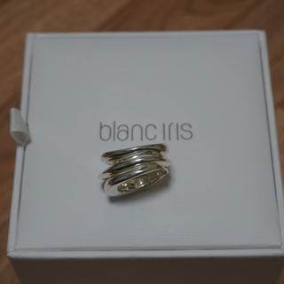 ブランイリス blanciris シルバーリング 10号(リング(指輪))