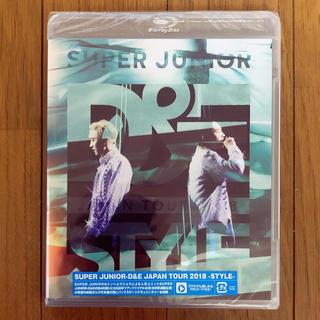 スーパージュニア(SUPER JUNIOR)のSUPER JUNIOR-D&E JAPAN TOUR 2018 ~STYLE~(ミュージック)