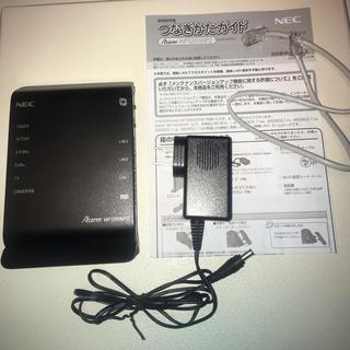 エヌイーシー(NEC)のNEC Aterm PA-WF1200HP2(PC周辺機器)
