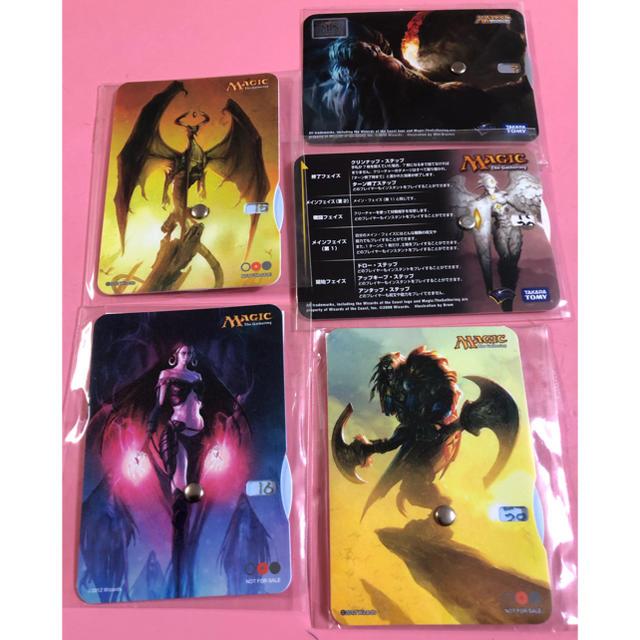 マジック:ザ・ギャザリング(マジックザギャザリング)のMTG ライフカウンターセット 非売品 エンタメ/ホビーのトレーディングカード(カードサプライ/アクセサリ )の商品写真