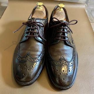 REGAL - リーガル インペリアルグレード メンズ 革靴 ウィングチップ