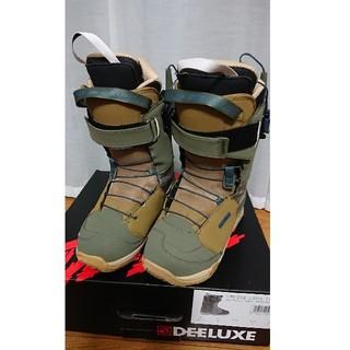 ディーラックス(DEELUXE)のDEELUXE EMPIRE LARA FT(ブーツ)