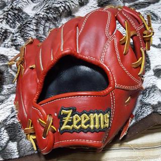 ジームス(Zeems)の内野手用グローブ(グローブ)