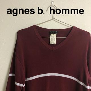 アニエスベー(agnes b.)のagnes b. アニエスベー ニット セーター(ニット/セーター)