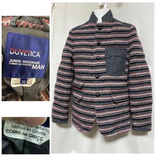 デュベティカ(DUVETICA)の定価184800円 DUVETICA×コムデギャルソン ダウンジャケット XS(ダウンジャケット)
