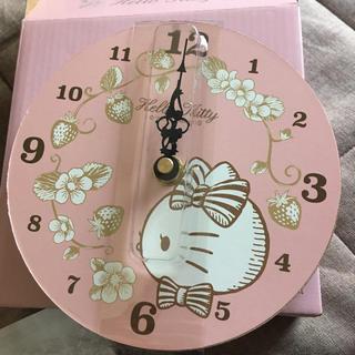 ハローキティ - ハローキティ★掛け時計