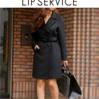 LIP SERVICE - LIP SERVICE チェスターコート F