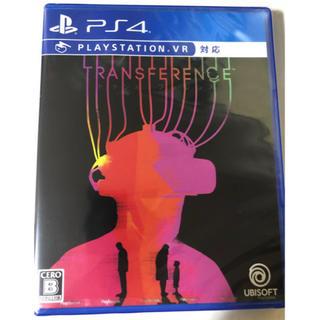プレイステーションヴィーアール(PlayStation VR)の【未開封】トランスファレンス PS4 VR(家庭用ゲームソフト)