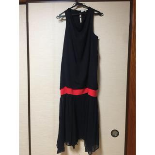 ビーシービージーマックスアズリア(BCBGMAXAZRIA)のBCBGMAXAZRIA ドレス(ロングドレス)