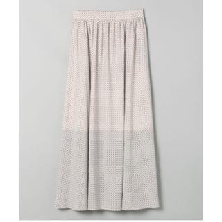 ジーナシス(JEANASIS)のアソートジオメロングスカート(ロングスカート)