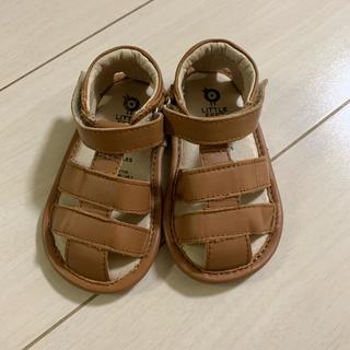 キャラメルベビー&チャイルド(Caramel baby&child )のold soles オールドソールズ サンダル  12.0cm(サンダル)