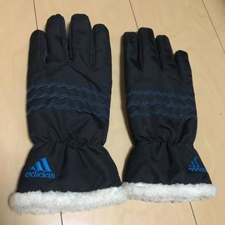 アディダス(adidas)のadidas 手袋 グローブ(手袋)