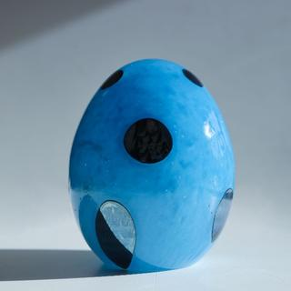イッタラ(iittala)のLagoon Kiwi Egg 99個限定 イッタラ バード トイッカ(置物)