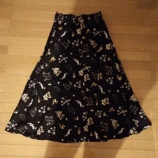 ロペピクニック(Rope' Picnic)の♥ロペピク♥花柄冬物スカート♥(ロングスカート)