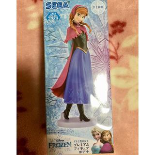 SEGA - アナと雪の女王 フィギュア アナ