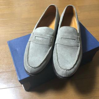 ビューティアンドユースユナイテッドアローズ(BEAUTY&YOUTH UNITED ARROWS)のJALAN SRIWIJAYA (ジャランスリウァヤ)  ローファー スウェード(ローファー/革靴)