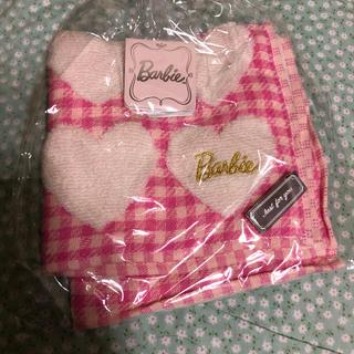 バービー(Barbie)のBarbie ハンカチ(ハンカチ)