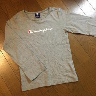 チャンピオン(Champion)の☆未使用☆チャンピオンロンTEEチュニック140cm(Tシャツ/カットソー)