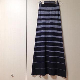 エディション(Edition)のトゥモローランド エディション ニットロングスカート Edition(ロングスカート)