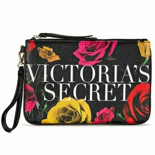 Victoria's Secret - ヴィクトリアシークレット リストレット  ポーチ