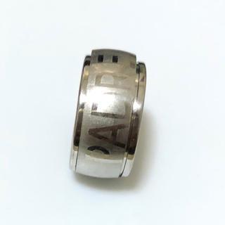 同時購入で300円 ステンレス指輪パドレヌエストロ(リング(指輪))