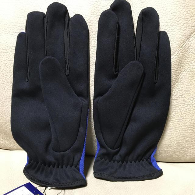 asics(アシックス)のアシックス ランニング手袋 スポーツ/アウトドアのランニング(その他)の商品写真