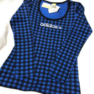 アディダス 長袖Tシャツ M adidas