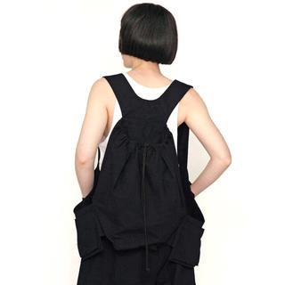 コムデギャルソン(COMME des GARCONS)のmy beautiful landlet backpack vest (ベスト)