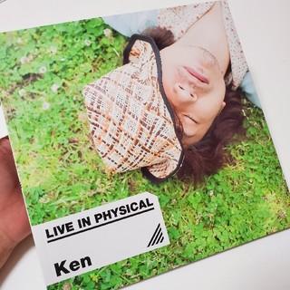 ラルクアンシエル(L'Arc~en~Ciel)のL'Arc~en~Ciel(ken)写真集*LIVE IN PHYSICAL(ミュージシャン)