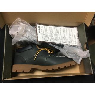 新品 ティンバーランド メンズ靴 navy ネイビー 26.5cm