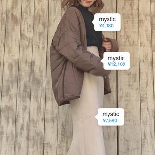 ミスティック(mystic)のミスティック カシュクール中綿ジャケット(ブルゾン)