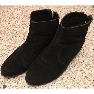アース×オリトラ ブーツ