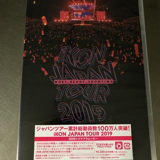 アイコン(iKON)のiKON JAPAN TOUR 2019 DVD+DKポストカード(ミュージック)