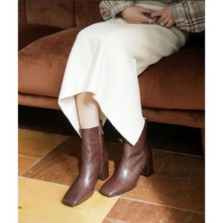 ユヌマンション ブーツ ショートブーツ(ブーツ)