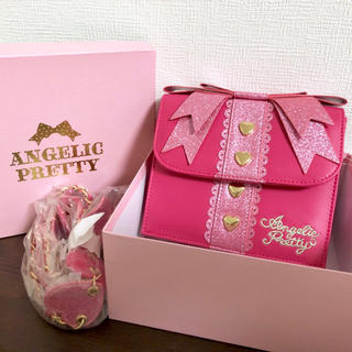 Angelic Pretty - angelic pretty 2019年 お茶会限定バッグ ノベルティー