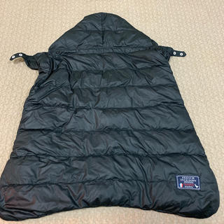 アカチャンホンポ(アカチャンホンポ)のダウン防寒ケープ*抱っこ紐ベビーカー(外出用品)