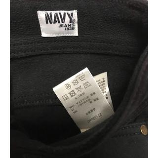 オールドネイビー(Old Navy)のNAVY✿あったか デニムパンツ✿BLACK(デニム/ジーンズ)