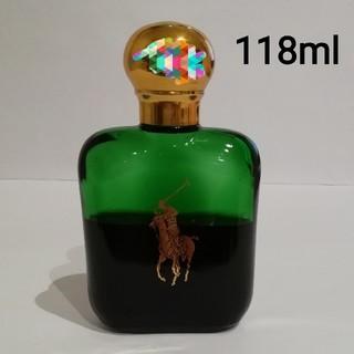 ポロラルフローレン(POLO RALPH LAUREN)のラルフローレン ポロ グリーン オードトワレ 118ml(香水(男性用))