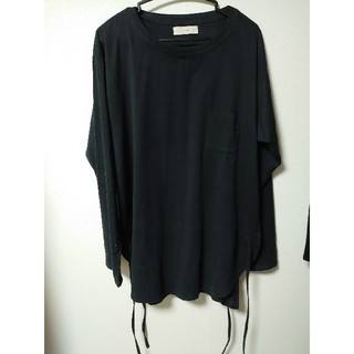 サンシー(SUNSEA)のTHEE ロングTシャツ(Tシャツ/カットソー(七分/長袖))